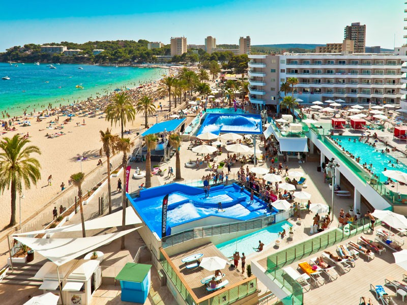 Magaluf Palma Airport Taxi Transfer To Magaluf In Palma De