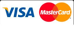 Pague con tarjeta o efectivo